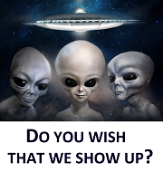 Do you wish that we show up?